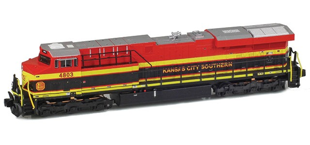 AZL 62405-1 Kansas City Southern (KCS) ES44AC #4803