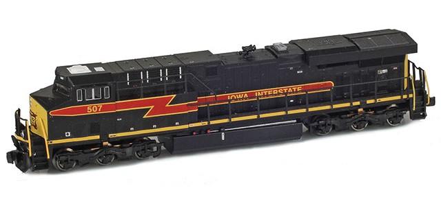 AZL 62407-1 Iowa Interstate ES44AC #507