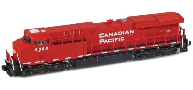 AZL 62408-1 Canadian Pacific ES44AC #9360
