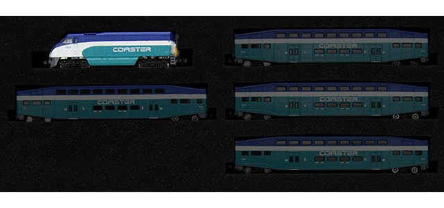 AZL 6004-1 Coaster F59PHI #3001  Locomotive Only