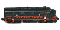 AZL 63015-1 Western Pacific F7A #918