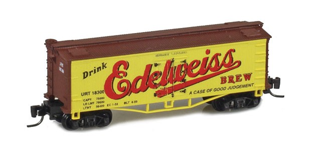 Father Nature FN-5008 Edelweiss 33' Wood Side Reefer