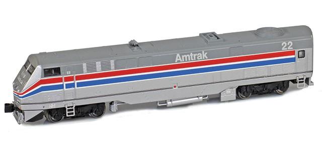 AZL 63500-1 GE P42 Genesis Amtrak Phase III #22
