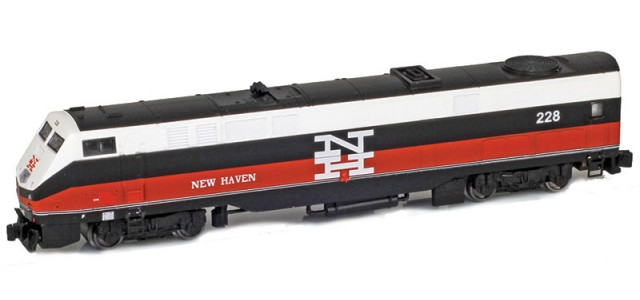 AZL 63503-1 GE P42 Genesis New Haven #228