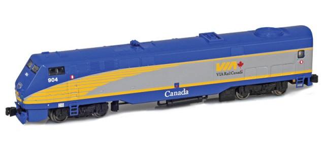 AZL 63504-1 GE P42 Genesis VIA Blue Variant #904