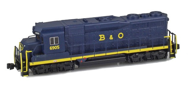 AZL 62109-3 GP30 Baltimore & Ohio #6916