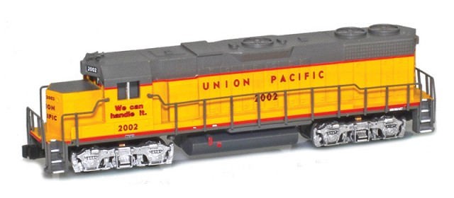 AZL 62508-8 Union Pacific GP38-2 #2002
