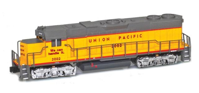 AZL 62508-8 Union Pacific GP38-2 #2002