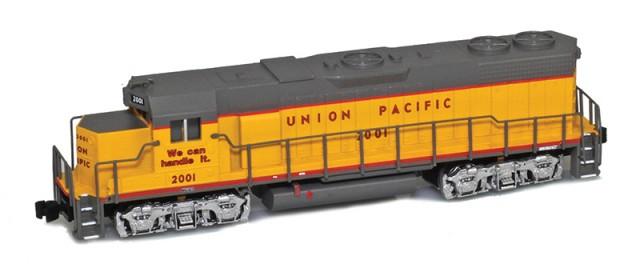 AZL 62508-6 GP38-2 Union Pacific #2024