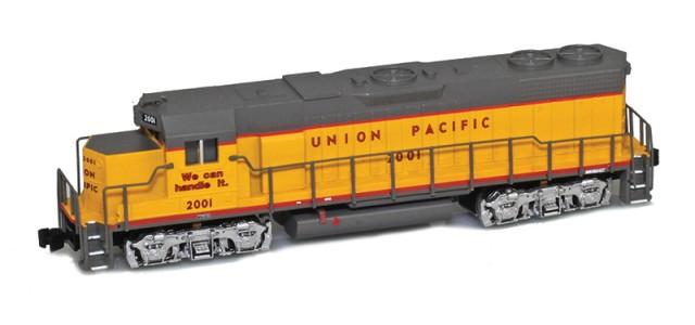 AZL 62508-5 GP38-2 Union Pacific #2001