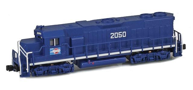 AZL 62516-1 GP38-2 Missouri Pacific (MoPac) #2050