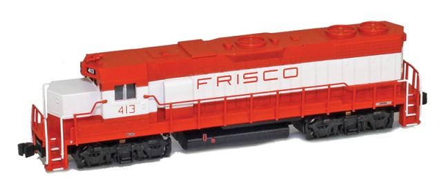 AZL 62523-2F Frisco GP38-2 #413