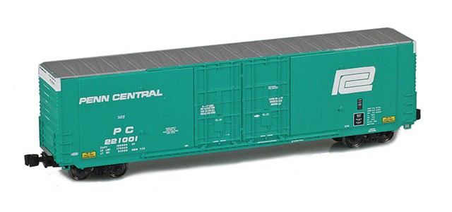 AZL 904205-1 Penn Central | Greenville 60' Boxcar #221001