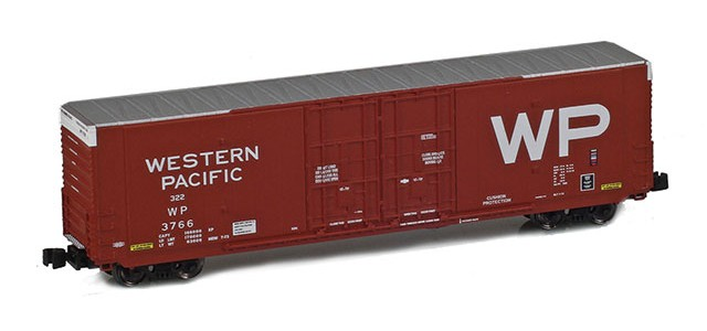 AZL 904201-1 WP | Greenville 60' Boxcar #3766