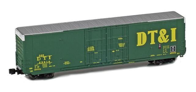 AZL 904204-1 DT&I | Greenville 60' Boxcar #25914