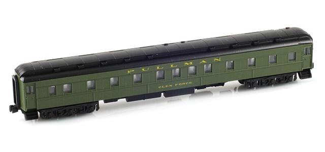 AZL 71328-1 ATSF 6-3 Pullman Sleeper | Glen Forge