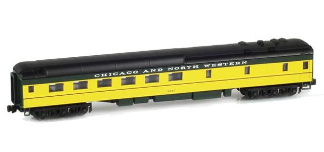 AZL 71505-1 CNW 36 Seat Diner Car #6934