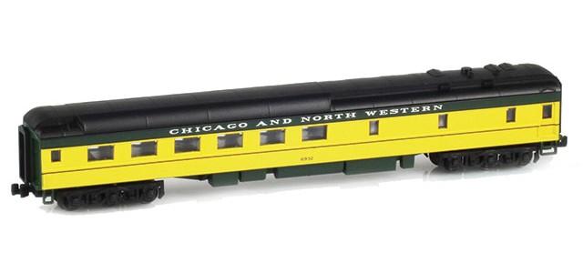 AZL 71505-2 CNW 36 Seat Diner Car #6932