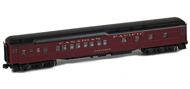 AZL 71241-1 CANADIAN PACIFIC 8-1-2 Pullman Sleeper | EXPLORER