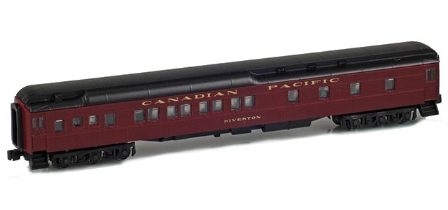 AZL 71241-4 CANADIAN PACIFIC 8-1-2 Pullman Sleeper | RIVERTON