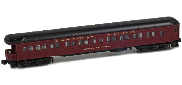 AZL 71841-1 CANADIAN PACIFIC Observation Car | MOUNT FAIRVIEW