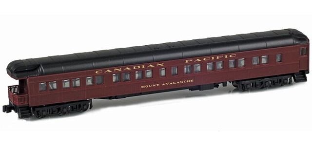 AZL 71841-2 CANADIAN PACIFIC Observation Car | MOUNT AVALANCHE