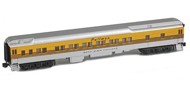 AZL 71025-1 Pullman 12-1 Pullman Sleeper | BRYN MAWR COLLEGE