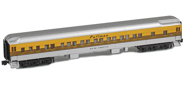AZL 71025-2 Pullman 12-1 Pullman Sleeper | ELM GROVE