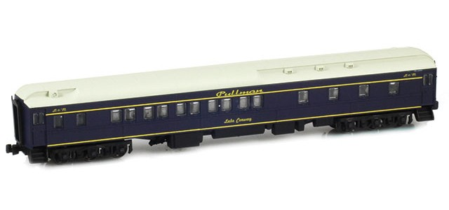 AZL 71109-2 10-1-2 PULLMAN Sleeper | LAKE CONWAY