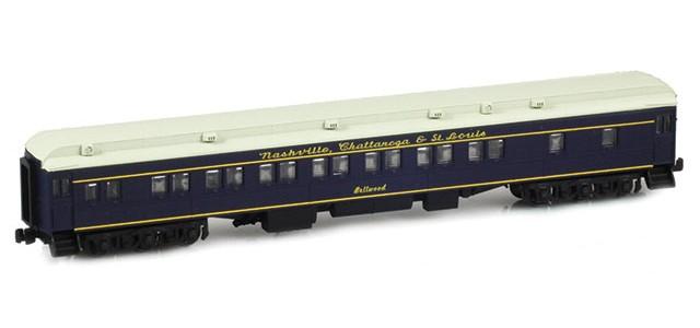 AZL 71409-1 28-1 Nashville, Chattanooga & St. Louis Parlor Car | Bellwood