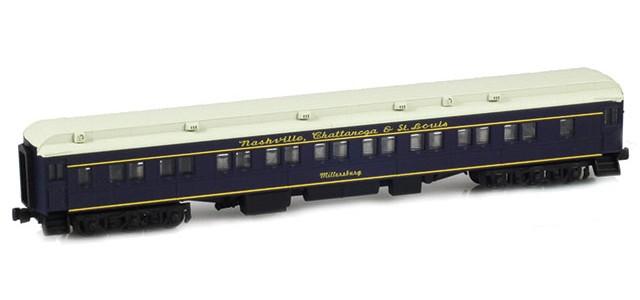 AZL 71409-2 28-1 Nashville, Chattanooga & St. Louis Parlor Car | Millersburg