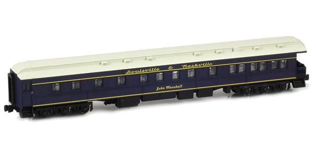 AZL 71809-1 Louisville & Nashville Observation | John Marshall