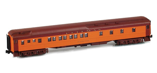 AZL 71231-1 PULLMAN MILW 8-1-2 Heavyweight Sleeper | HIAWATHA