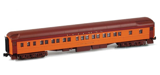 AZL 71231-3 PULLMAN MILW 8-1-2 Heavyweight Sleeper | MICHIGAMME