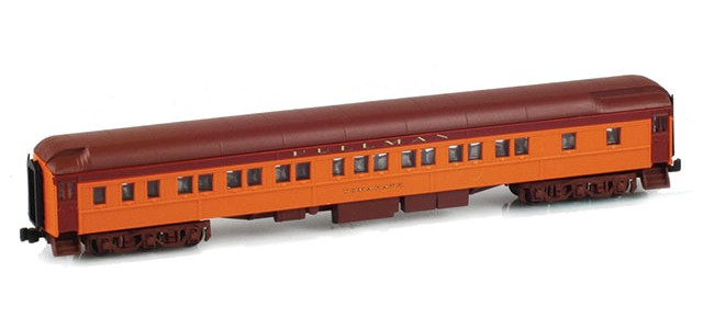 AZL 71231-7 PULLMAN MILW 8-1-2 Heavyweight Sleeper | TOMAHAWK