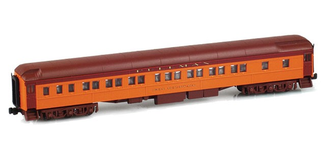 AZL 71231-8 PULLMAN MILW 8-1-2 Heavyweight Sleeper | IRON MOUNTAIN