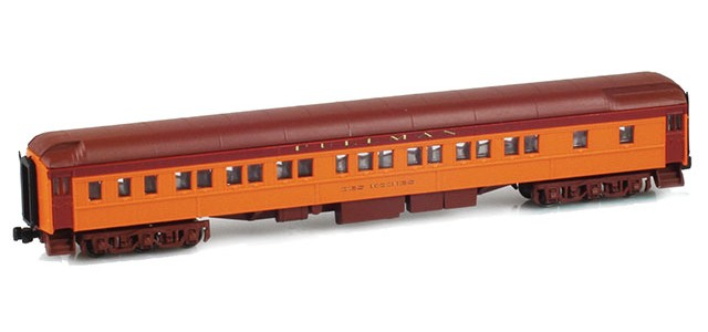 AZL 71231-9 PULLMAN MILW 8-1-2 Heavyweight Sleeper | DES MOINES
