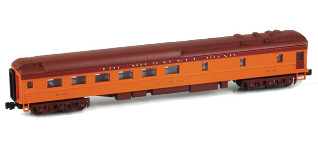AZL 71531-1 THE MILWAUKEE ROAD 36 Seat Diner Car | DAN HEALEY
