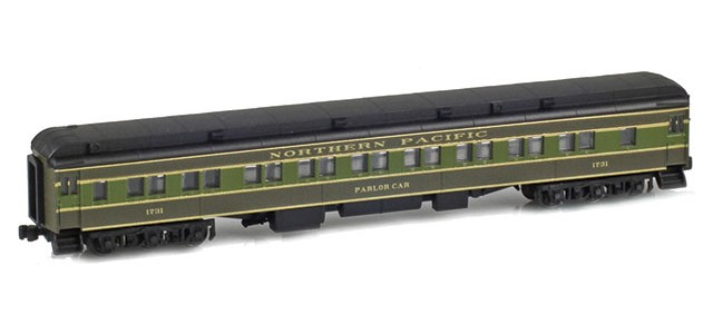 AZL 71433-2 28-1 NORTHERN PACIFIC Parlor Car #1731
