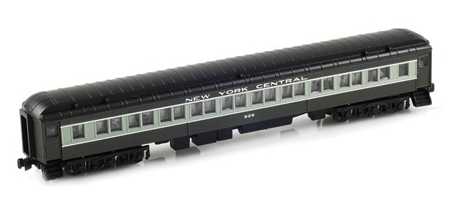 AZL 71707-1 NYC Pullman Paired Window Coach #925