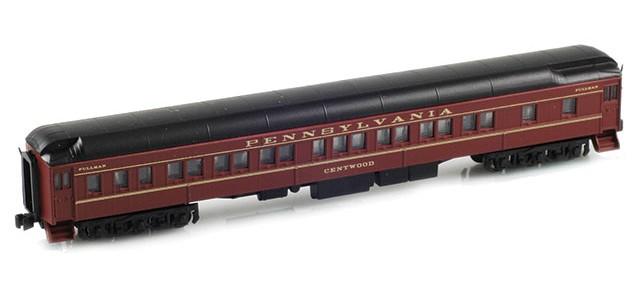 AZL 71203-3 8-1-2 PRR Pullman Sleeper   Centwood