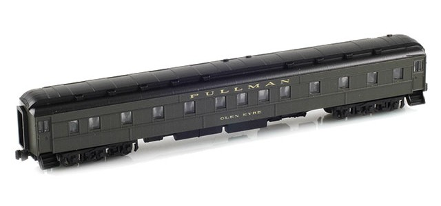AZL 71301-1 6-3 Pullman Sleeper | Glen Eyre