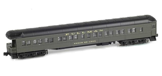 AZL 71801-2 PULLMAN Observation Car | PONCE DE LEON