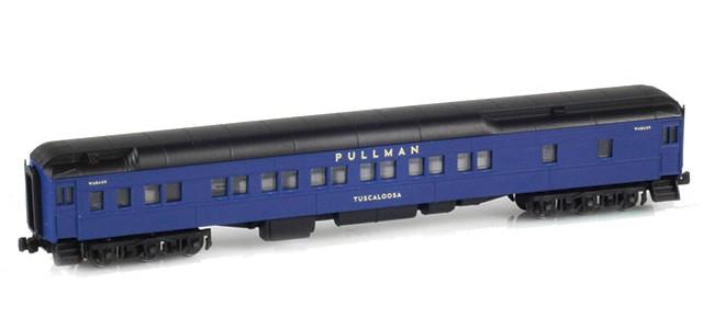 AZL 71011-2 12-1 PULLMAN Sleeper   TUSCALOOSA