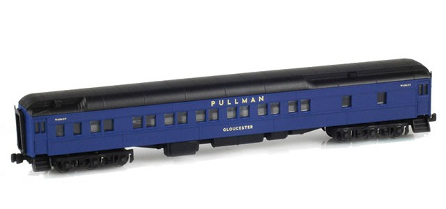 AZL 71011-3 12-1 PULLMAN Sleeper   GLOUCESTER