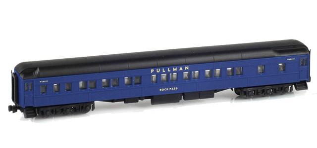 AZL 71211-2 8-1-2 PULLMAN Sleeper   ROCK PASS