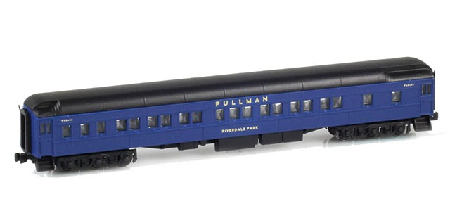 AZL 71211-3 8-1-2 PULLMAN Sleeper   RIVERDALE PARK