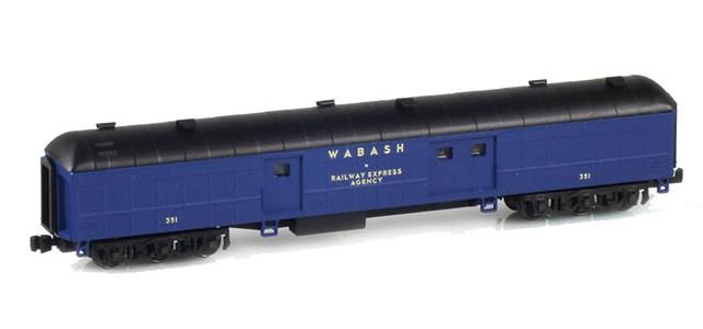 AZL 71611-2 WABASH Baggage REA EXPRESS