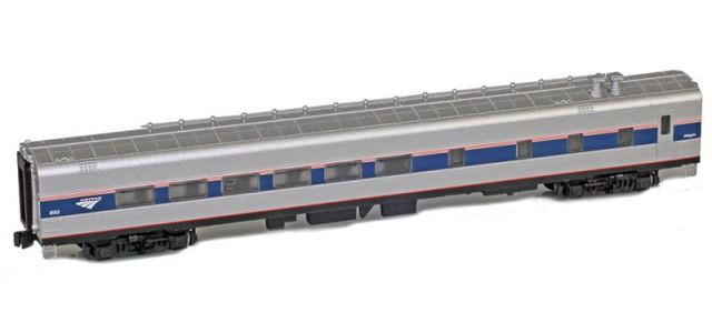 AZL 73550-7 Amtrak Diner Lightweight Passenger Car   Phase IVb #8552