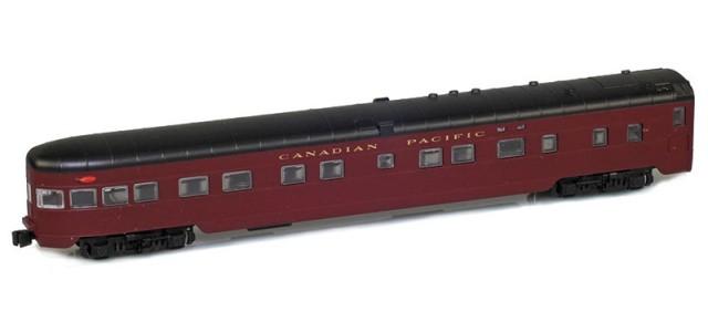 AZL 73841-0 Canadian Pacific Observation Lightweight Passenger Car